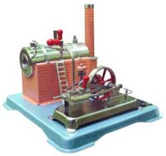 Jensen 75 Stationary Engine